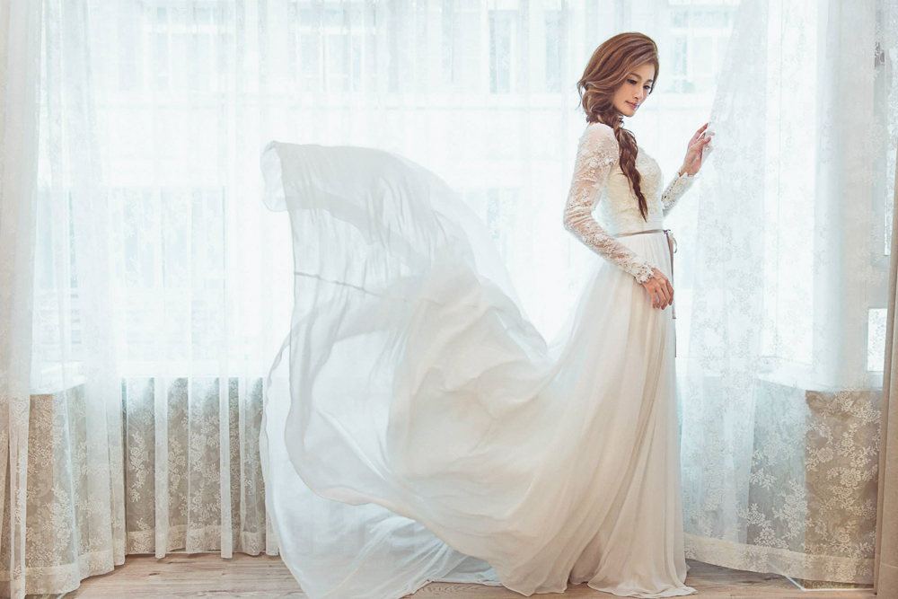 Designer Bridal Gown – KL Malaysia | Vow Bridal 1728