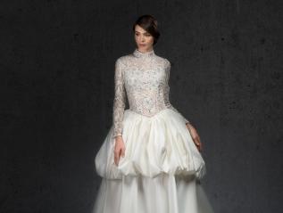 ELEGANT WEDDING DRESS STYLE002