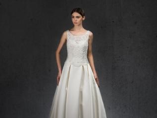 ELEGANT WEDDING DRESS STYLE001