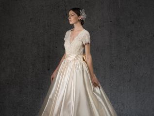ELEGANT WEDDING DRESS STYLE004