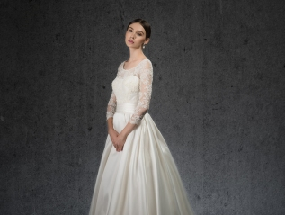 ELEGANT WEDDING DRESS STYLE005