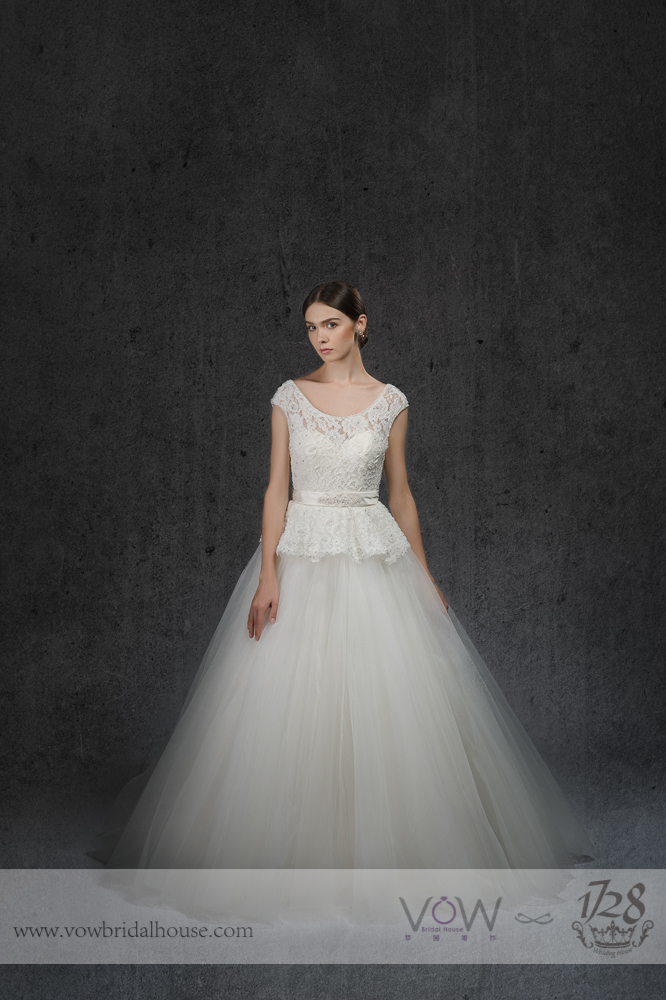 Lace Wedding Dress Is All Year Round