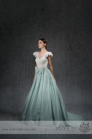 ELEGANT WEDDING DRESS STYLE010