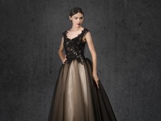 ELEGANT WEDDING DRESS STYLE009