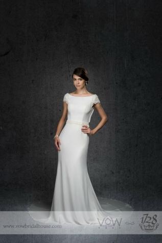ELEGANT WEDDING DRESS STYLE013