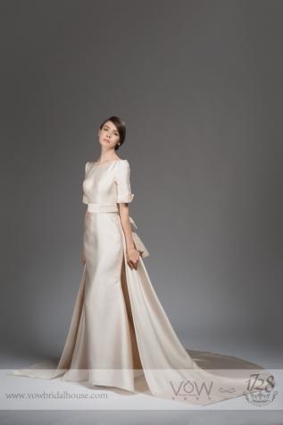 ELEGANT WEDDING DRESS STYLE011