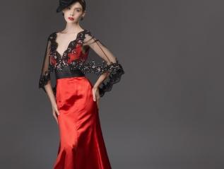 ELEGANT WEDDING DRESS STYLE003