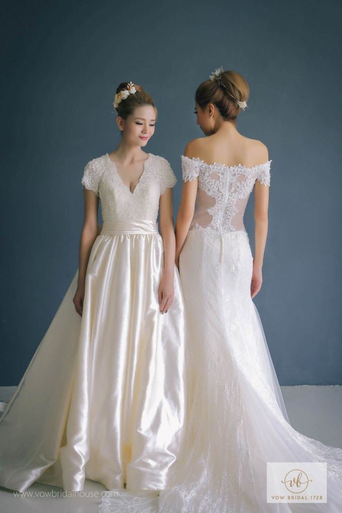 Rent a Wedding Dress or Gown in PJ andKL