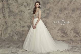 CARRIE WEDDING GOWN by CALLABLANCHE