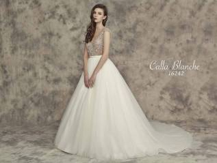 CARRIE WEDDING GOWN by CALLA BLANCHE