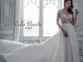ALEXIS WEDDING GOWN by CALLA BLANCHE