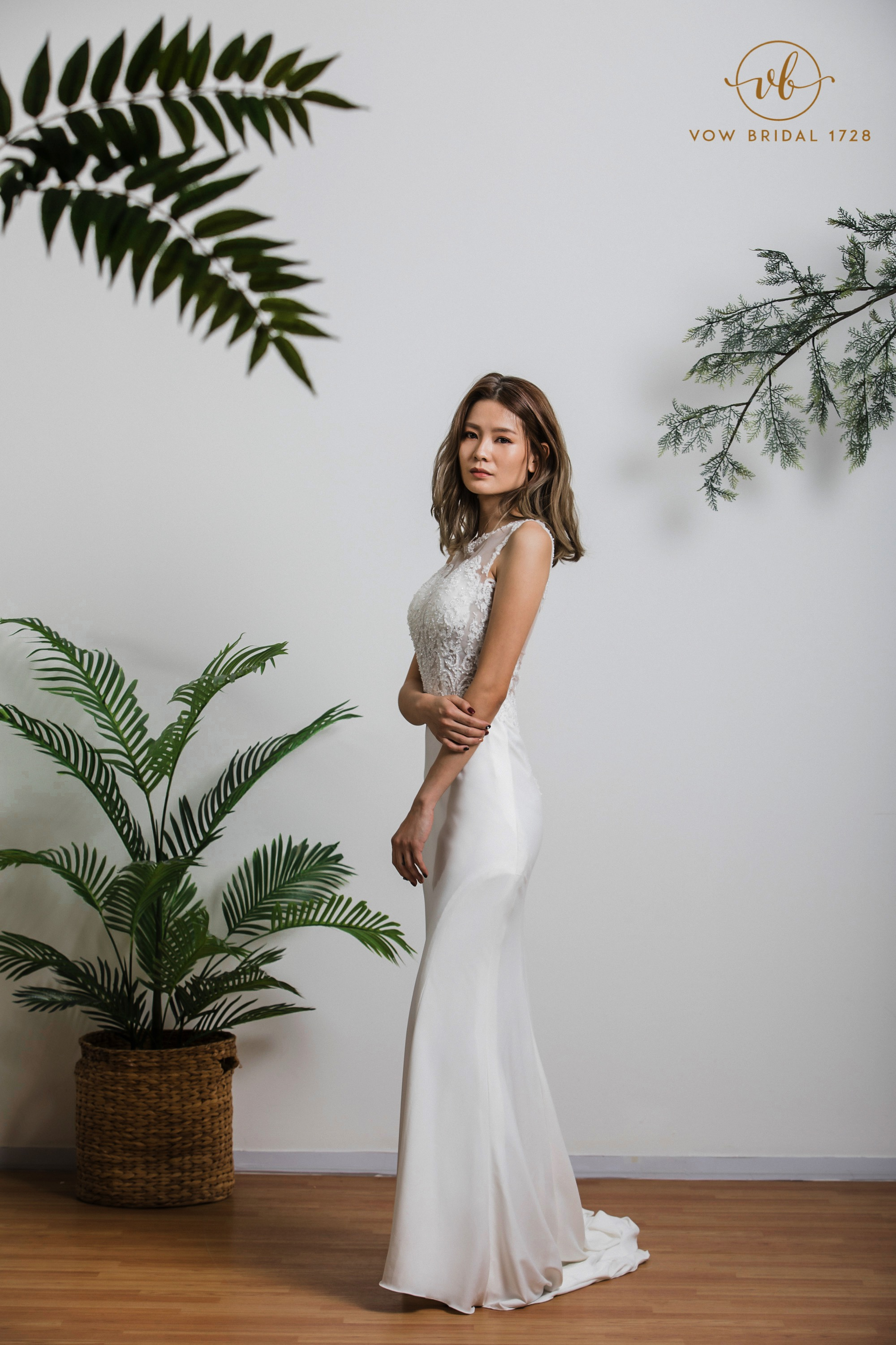 Bridal Gown Rental Malaysia | Vow Bridal 1728