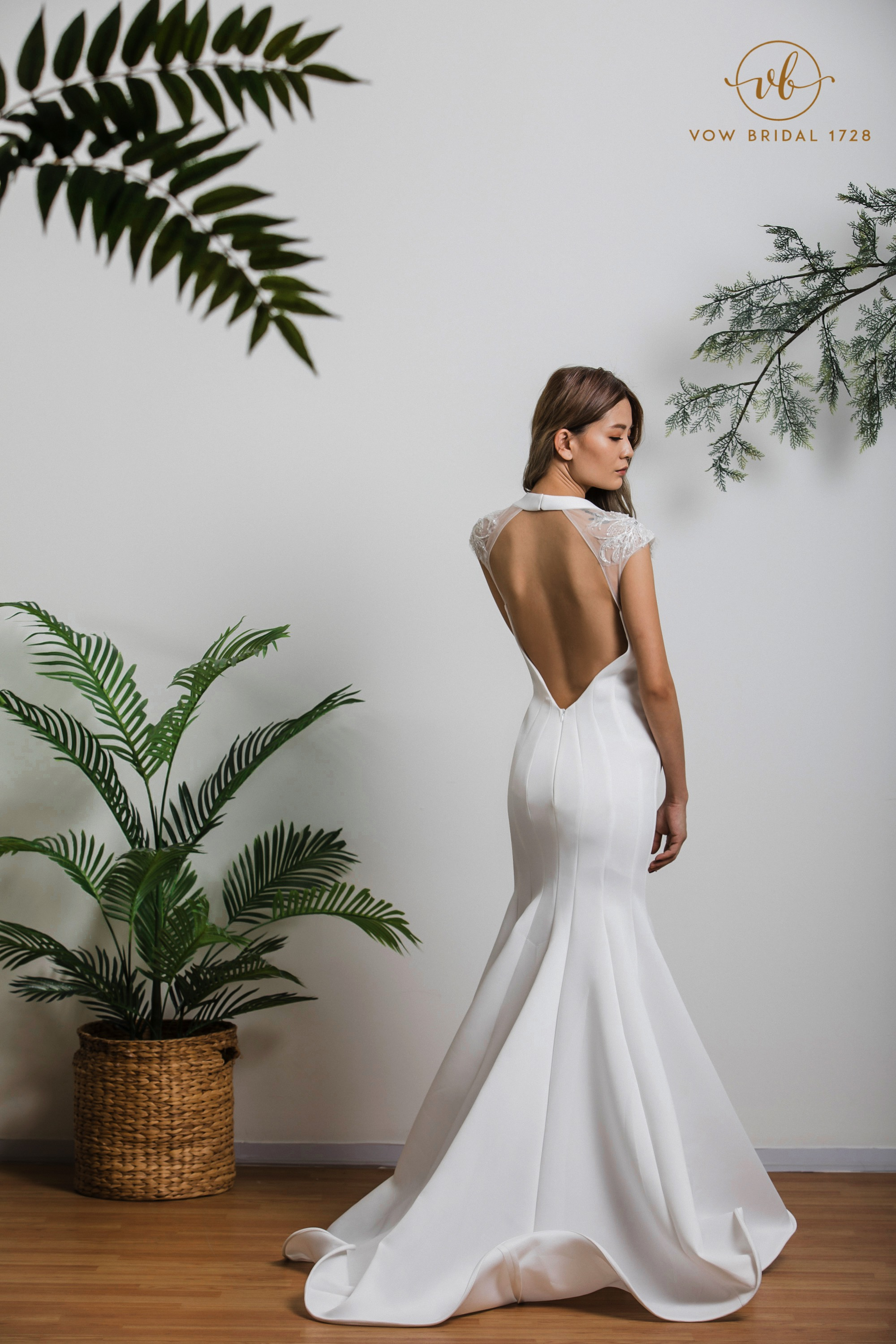 Wedding Gown And Evening Dress Malaysia | Vow Bridal 1728