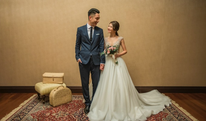 Wedding Dress Collection from CallaBlanche