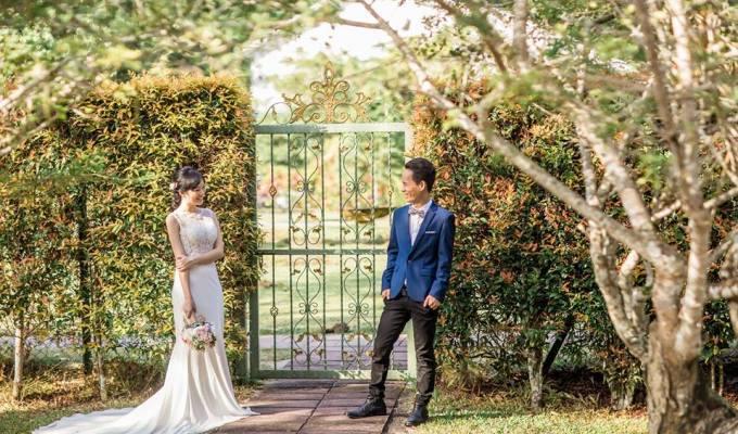 Wedding Gown Rental Specialist – PetalingJaya