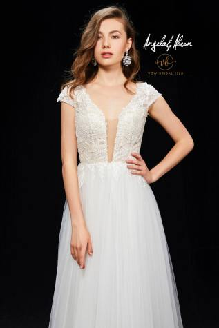 New Angela and Alison Designer Gowns in Vow BridalHouse