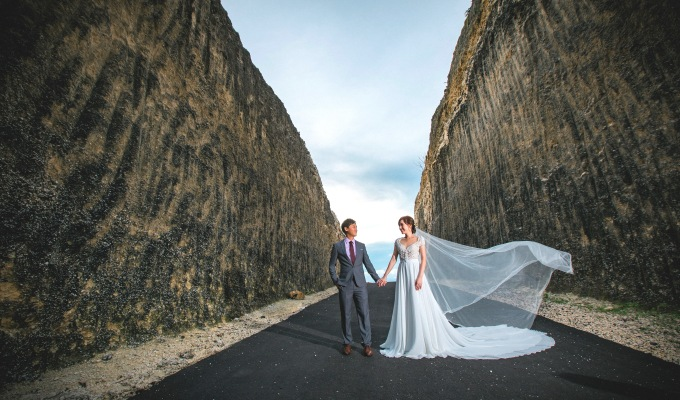 Destination Wedding Photography and Wedding Gown forRent