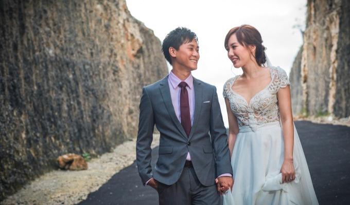 Designer Wedding Gown –Malaysia