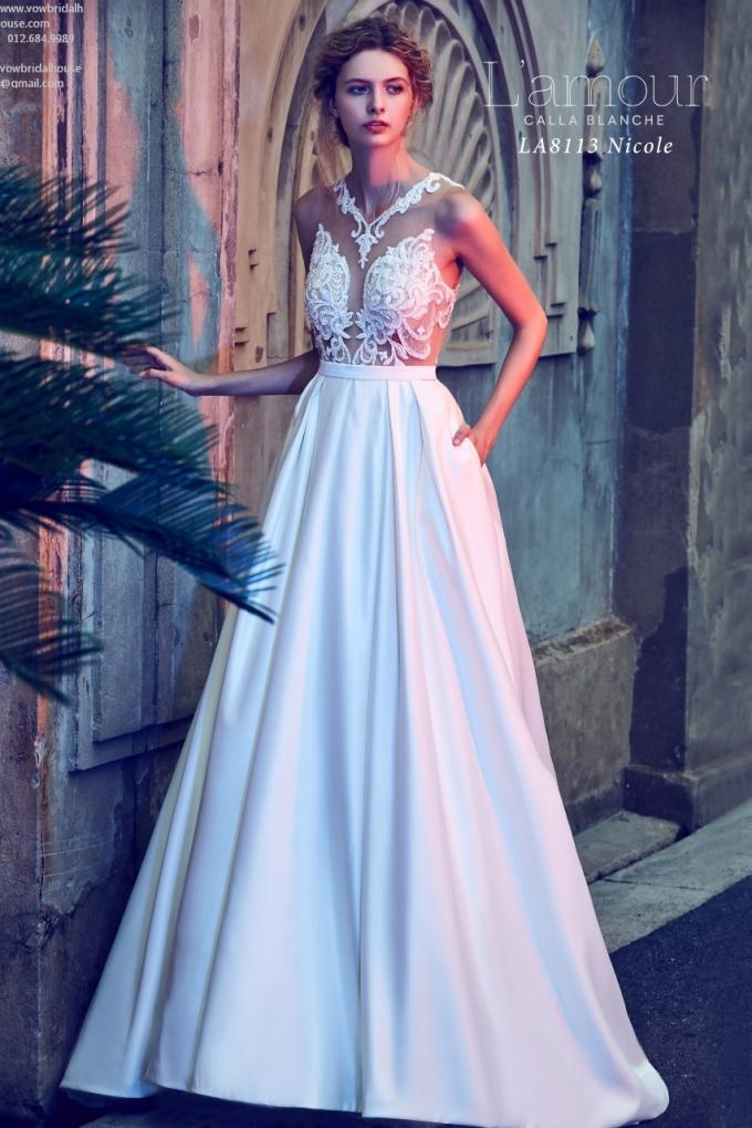 Elegant Wedding Dress – Bangsar, SS2, KualaLumpur