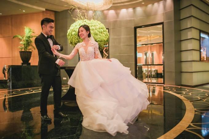 Lace Wedding Dress at Vow BridalMalaysia