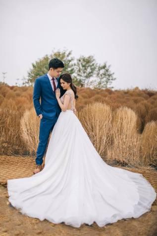 Malaysian Top Designer Wedding Gown fromCanada