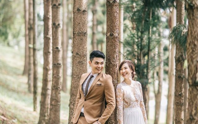 Canadian Designer Gown Calla Blanche by Vow BridalMalaysia