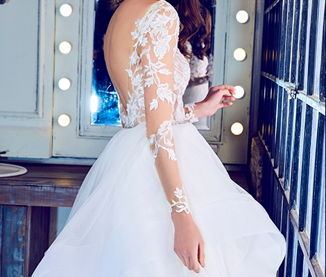 Finest Canadian Top Designer Brand With Vow Bridal