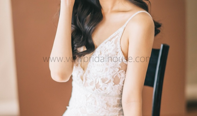 Rent Wedding Gown from Calla Blanche