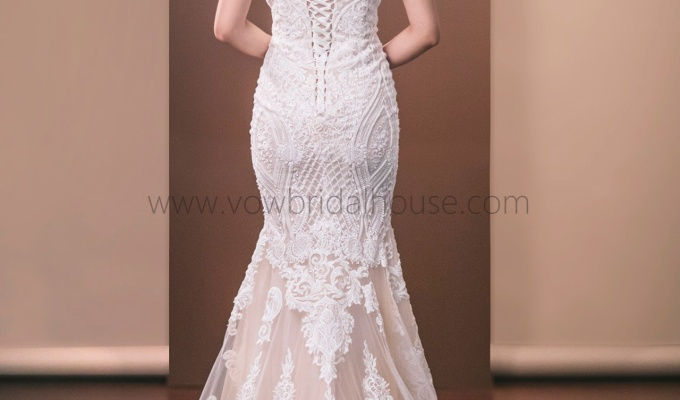 The Best Canadian Designer Wedding Gown InMalaysia