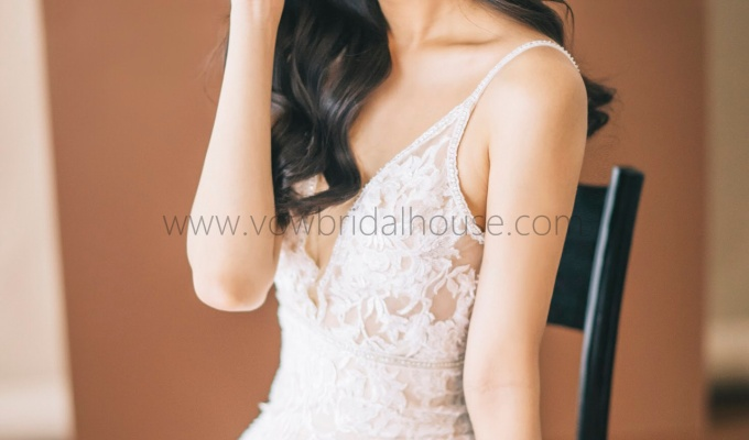 Canadian Designer Gown by Vow BridalHouse