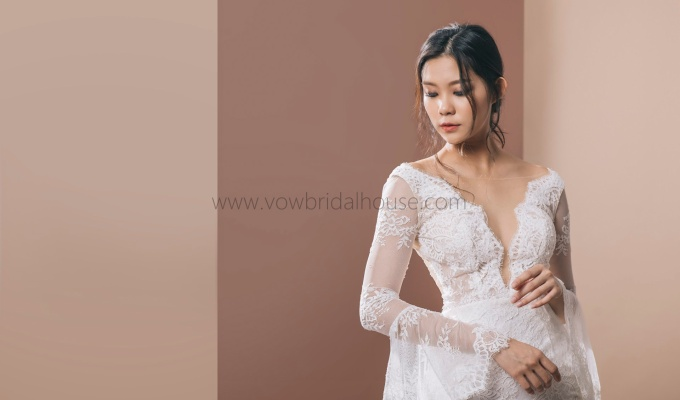 Designer Wedding Gowns – KualaLumpur