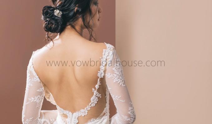 Rent a Designer Wedding Dress from VowBridal
