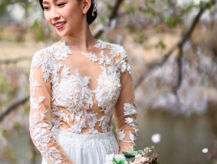 Bridal Gown Masterpiece for rent Kuala Lumpur