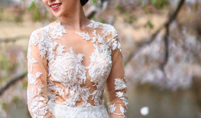 Bridal Gown Masterpiece for rent KualaLumpur