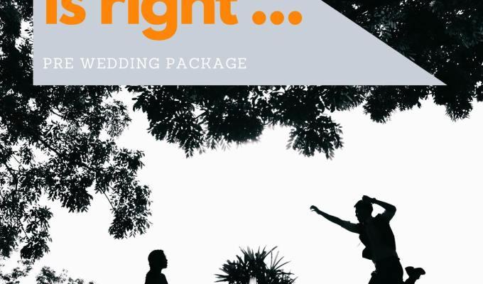 SAFE & SAVE Pre WeddingPromotion